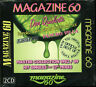 MAGAZINE 60 - 2 CD LIMITED - ITALO DISCO - DON QUICHOTTE - 80'S - NEW AND SEALED