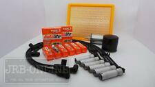 WH WK HOLDEN STATESMAN 3.8L V6 99-04 AIR OIL FUEL SPARK+LEADS SERVICE KIT