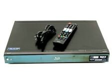 LG Blu Ray Player BD590 with Remote + 250GB Hard Disk Drive Media Library + WiFi