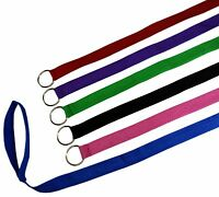 BULK PACK 4 6FT SLIP LEADS Dog Pet Grooming Kennel Animal Control Shelter Leash