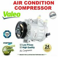 VALEO AIR CONDITION AC COMPRESSOR for SKODA OCTAVIA 1.2 TSI 2012->on