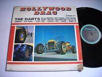 The Darts Hollywood Drag 1963 Mono LP VG++