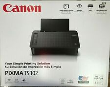 Canon PIXMA - TS302 - Wireless Inkjet Printer