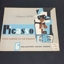 "4164 PICASSO PABLO 1955 THE STUDIO ART PRINT POSTER 14/"" x 11/"""