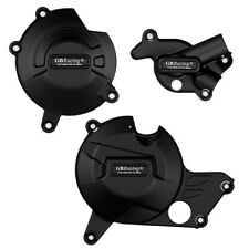 GBRacing Suzuki DL650 V-Strom 2017- Motordeckel Protektoren Set Engine Cover Kit