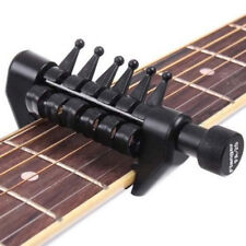 Multifunction Capo Open Tuning Spider Chords For Acoustic Guitar Strings Black