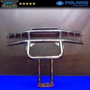 2001 POLARIS SPORTSMAN 500 HO OEM UPGRADE WINCH BUMPER 2873371