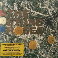 The Stone Roses - The Stone Roses(LTD.180g 20th Anniversary Vinyl), 2009 Silvert