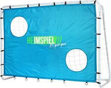 Xtrem Toys Heimspiel Fussballtor mit Torwand blau