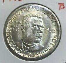 1946 D Booker T Washington Half Dollar Commemorative - Uncirculated
