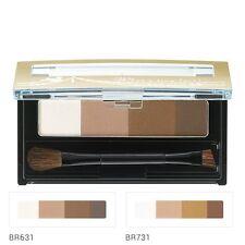 [044276] SHISEIDO INTEGRATE EYEBROW NOSE SHADOW POWDER PALETTE BR731
