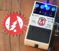 Modify your Boss DD-3 DD-5 DD-6 Digital Delay Analog Mod No Pedal Alchemy Audio