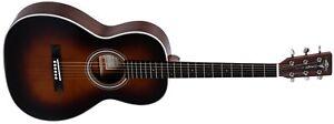 Sigma 00M-1S-SB Sunburst Parlour Guitar