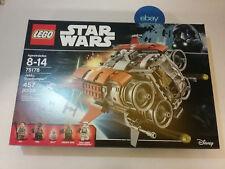 Star Wars LEGO 75178 Jakku Quadjumper  NEW FREE SHIP US