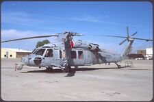 35mm Fujichrome Aircraft Slide - MH-60S 167822 NSAWC 73