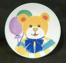 MIKASA Fashion Plate HAPPY BEAR DW109  dinner plate, 24.5 cm