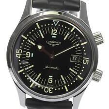LONGINES Legend diver L3.674.4 Date black Dial Automatic Men's Watch(s)_527163