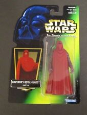 Emperor's Royal Guard 1997 STAR WARS Power of the Force POTF MOC