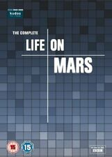 Life on Mars - Complete BBC Series 1-2 (New Packaging) [DVD] - DVD  NYVG The