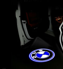 NEW 2X BMW logo Welcome Light Laser LED  Auto Door Lamp welcome light left right