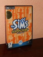 THE SIMS-SUPERSTAR GIOCO  PC CD-ROM-EXPANSION PACK