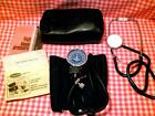 Vintage Lumiscope Company Home Blood Pressure Monitor Stethoscope Manual (AS-IS)