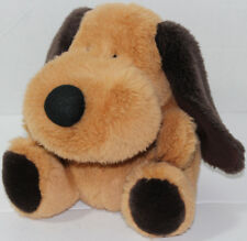 Snuggie Toy BROWN FLOPPY EARED PUPPY DOG Stage HAND PUPPET Stuffed Plush CUTE