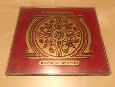 HEROES DEL SILENCIO - NUESTROS NOMBRES CD SINGLE EMI 93 BUNBURY