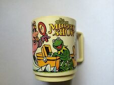 Vintage Jim Henson The Muppet Show mug 1983