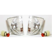 For Mercedes Benz Sprinter MK1 95 - 00 Front Indicators Clear 1 Pair O/S And N/S