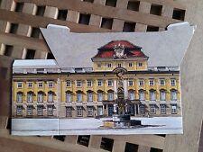 Papphaus. Schloß Ludwigsburg .  Modellbau, Architektur Bastelbogen, Neu. RARITÄT