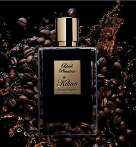 BY KILIAN BLACK PHANTOM 50 ML UNISEX AUTHENTIC FRAGRANCE DECANTED SPRAY EDP !