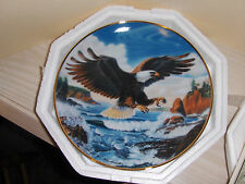"""Franklin Mint Collector Plate """"Forever Free"""""""