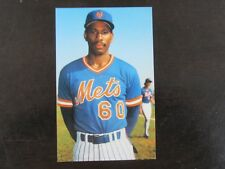 1985 Tcma New York Mets Laschelle Tarver Postcard