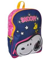 Snoopy Backpack - Peanuts Bag/Backpacks - Snoopy School Bag - Snoopy Gift Idea