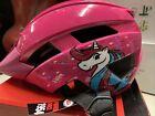 ! Bell Sidetrack II Bicycle Bike Helmet  Toddler Youth Child Unicorn Gloss Pink