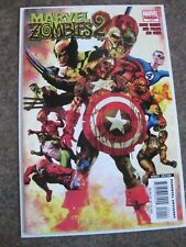 2007 MARVEL Comics MARVEL ZOMBIES 2 #1-5 Complete Limited Set - KIRKMAN MINT