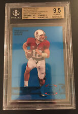 2013 FLEER RETRO METAL UNIVERSE PMG BLUE ANDREW LUCK BGS 9.5 GEM MINT /50 POP 1