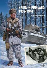 Krieg in Finnland 1939-1944 - NEU! + 2 GRATIS-LESEZEICHEN!