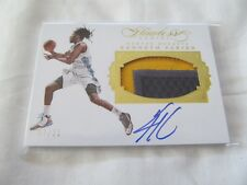 2015-16 Flawless Bkb #PA-KF Kenneth Faried Denver Nuggets PATCH AUTOGRAPH #/25!!