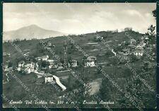 Genova Fontanigorda Canale Val Trebbia Foto FG cartolina KF3278