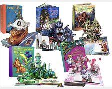 Pop Up Book Lot, Robert Sabuda Set  BRAND NEW!