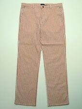 TRUSSARDI Pantaloni Uomo Cotone Golf Cotton Man Pant W40 - Sz.54