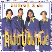 FREE US SHIP. on ANY 2 CDs! ~Used,VeryGood/Good CD Alto Voltaje: Vuelve a Mi