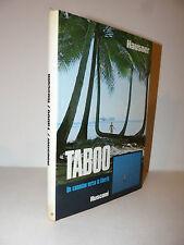 Documentari Natura Viaggi, W. Hausner: Taboo 1976 Rusconi prima edizione