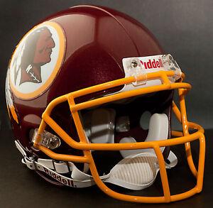 ROBERT GRIFFIN III Edition WASHINGTON REDSKINS Riddell AUTHENTIC Football Helmet