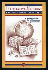 Paperback Integrative Medicine Account of Data 1999 vg Book
