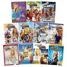 Hannah Montana: Disney Series Complete Collection + Movie + Concert Box/DVD Sets