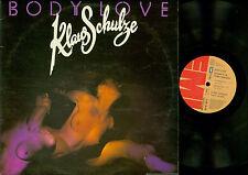 LP--Klaus Schulze – Body Love // 068-60249