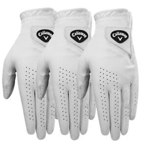 Callaway Dawn Patrol Mens Golf Glove -Choose Hand to Wear On - 3 PACK - New 2021